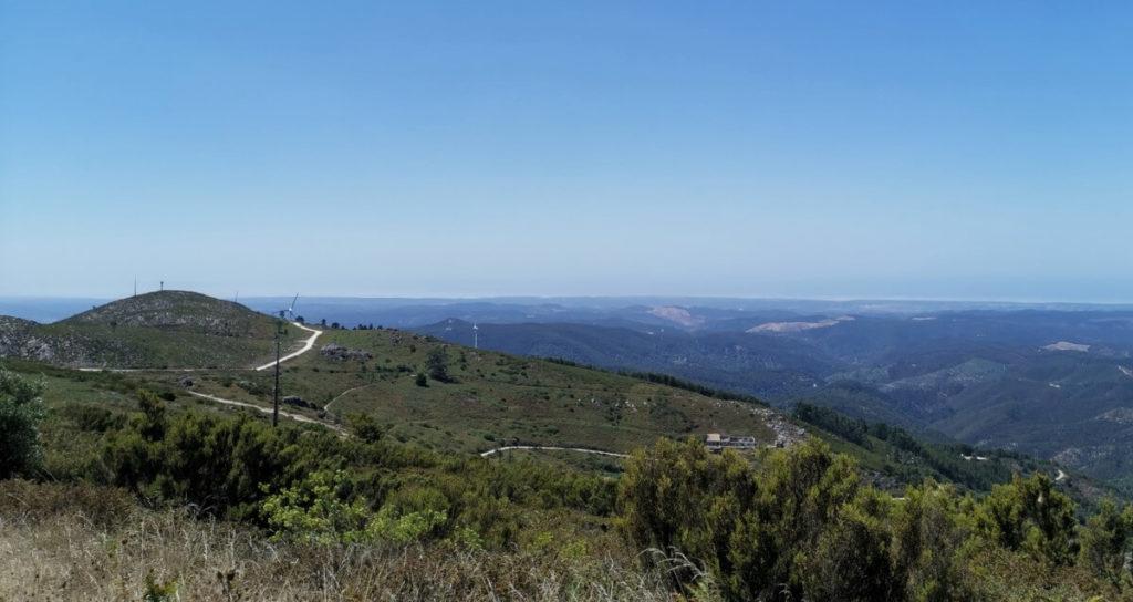 Algarve Gebirge Serra Monchique