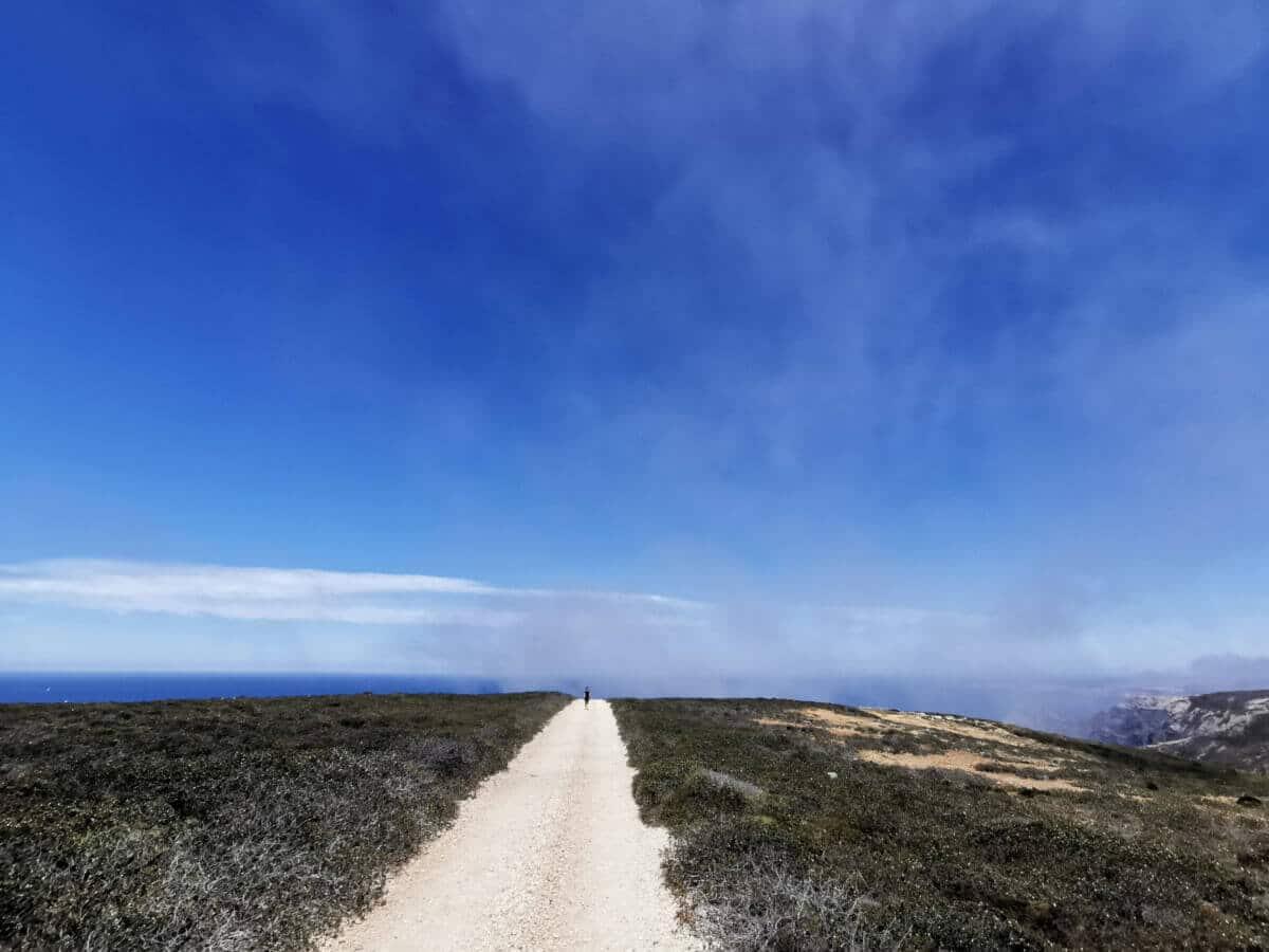 Portugal Mietwagen Tour Horizont