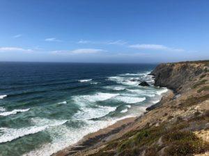Portugal Westküste Klippe 1