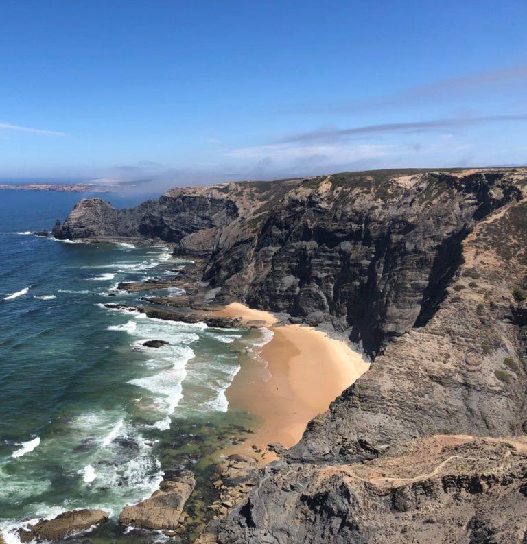 Portugal Westküste Meerblick Atlantik