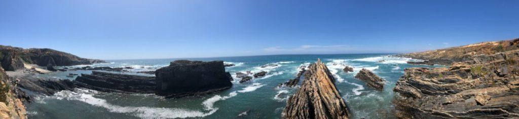 Portugal Westküste Panorama