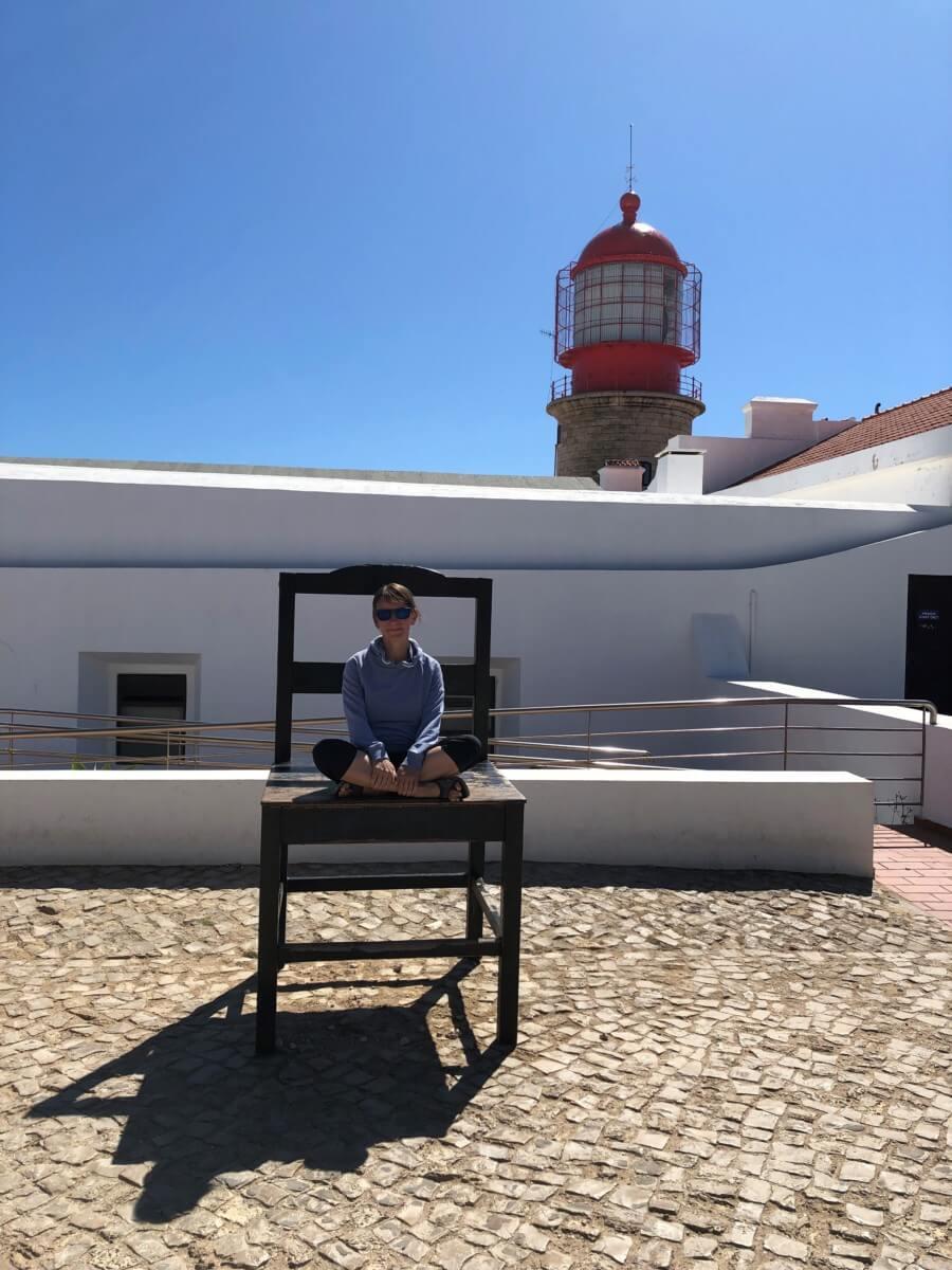 Portugal Westküste Pause
