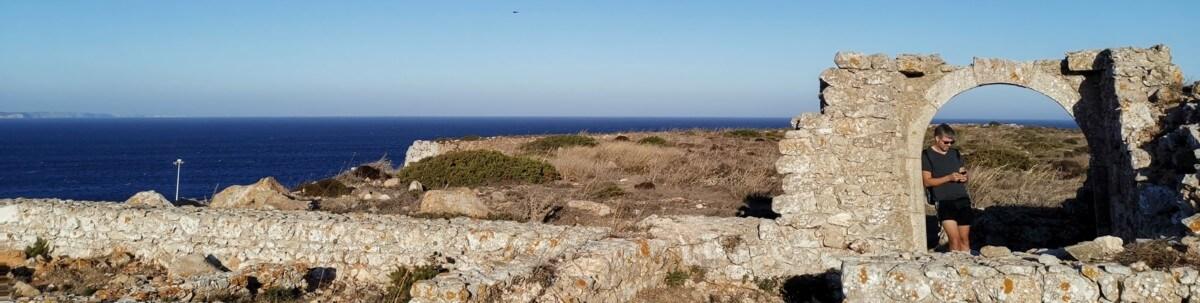 Portugal Westküste Torbogen