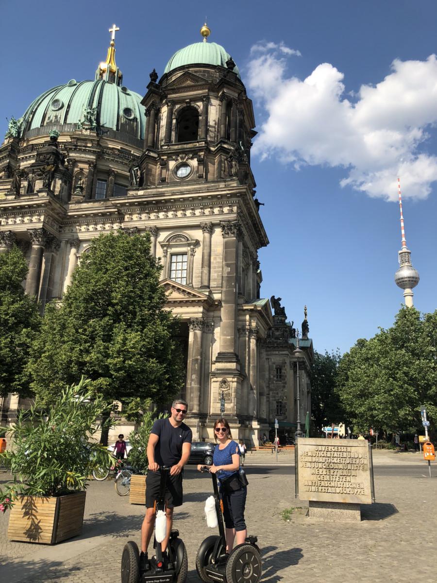 Berlin Segway