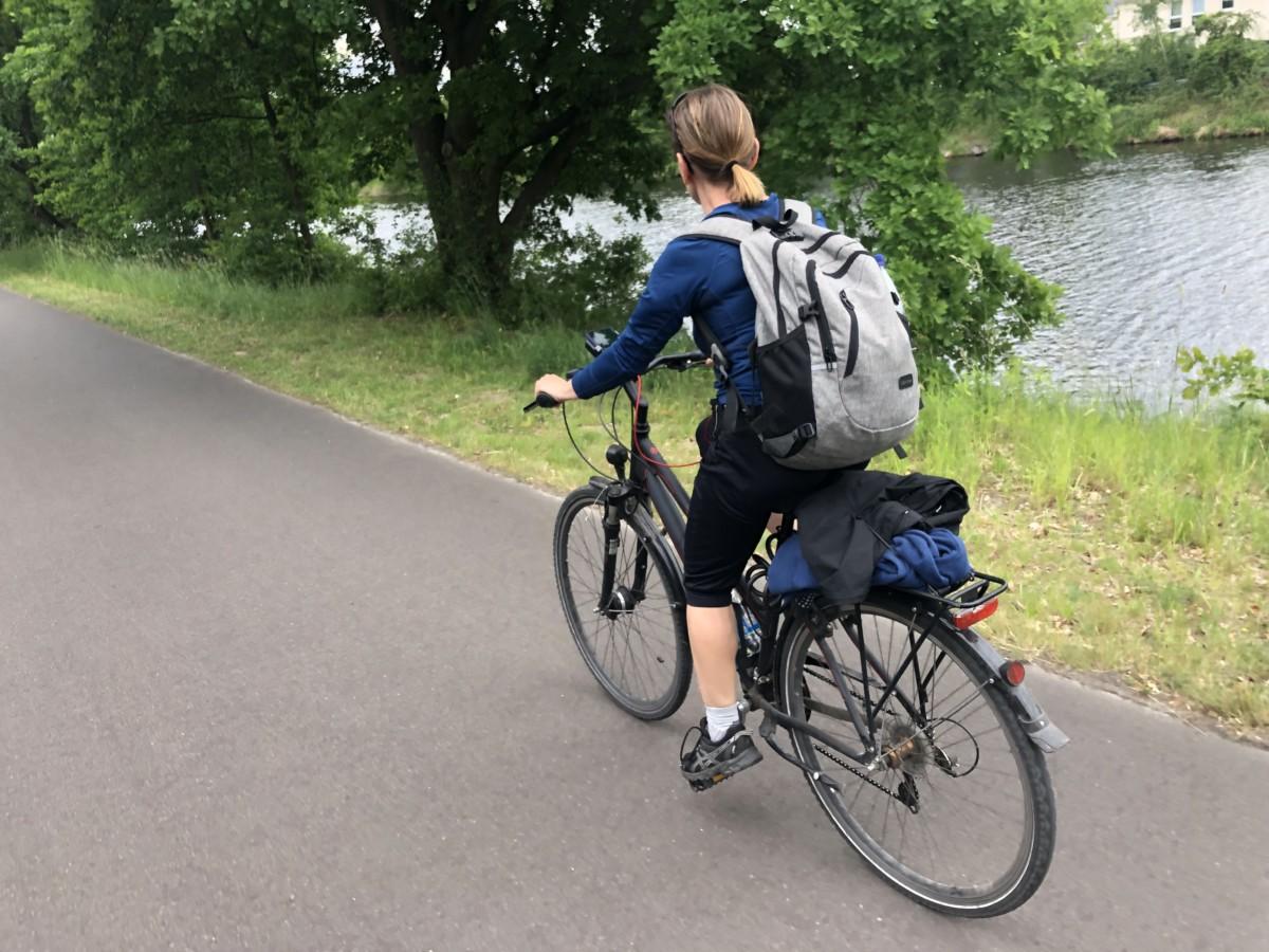 Berlin - Erlebnis mit dem Rad