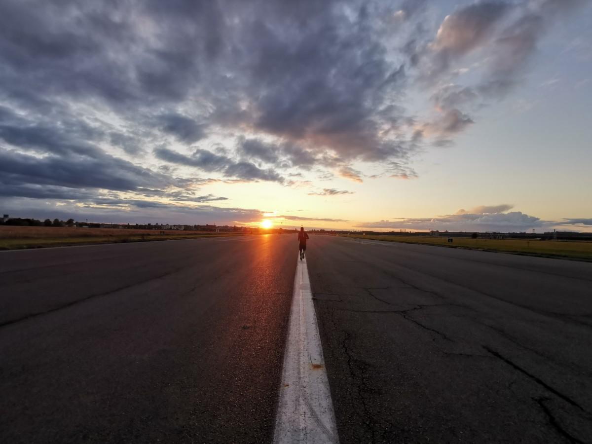 Berlin Erlebnis Tempelhofer Feld