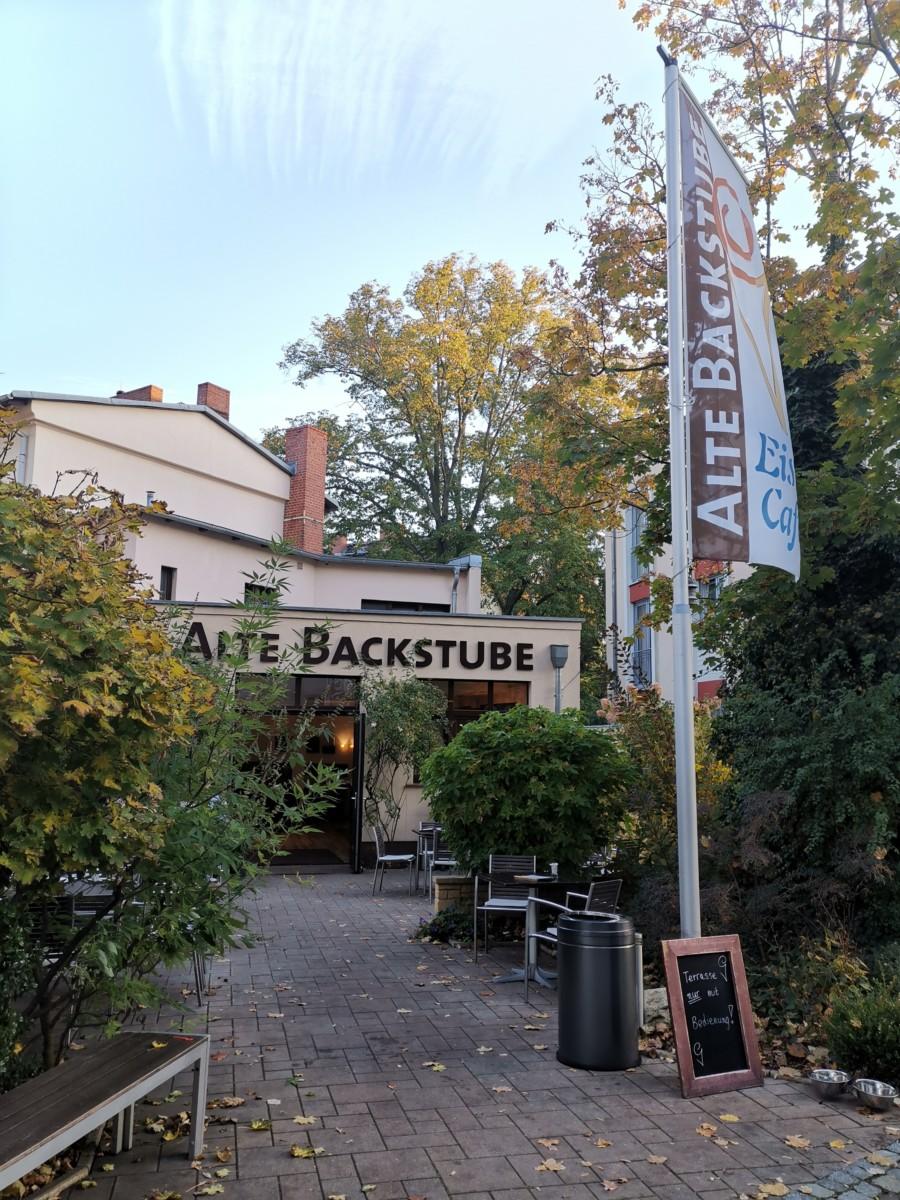 Berlin Alte Backstube