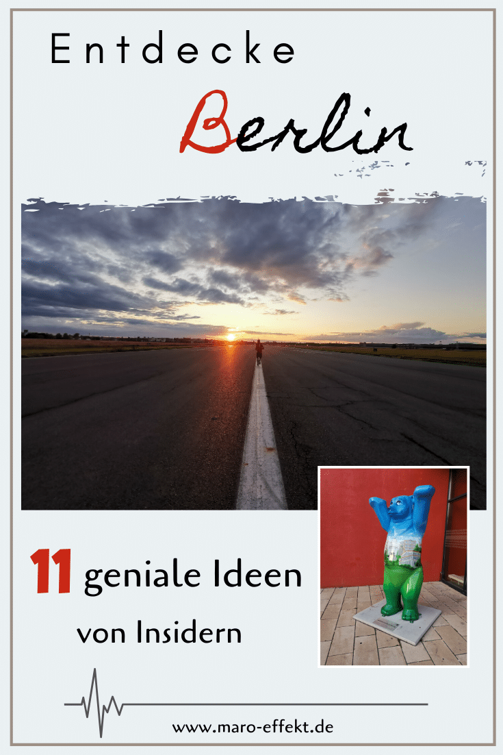 Berlin Erlebnisse Pinterest