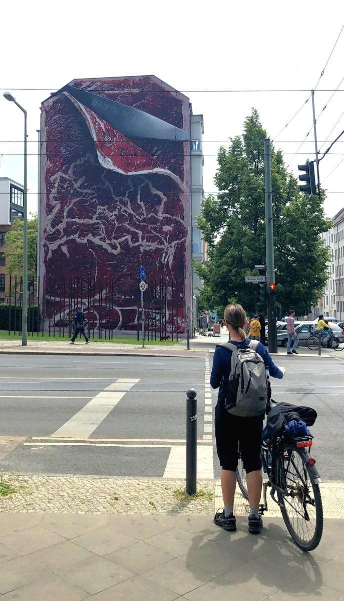Berlin entdecken Fahrrad Tatort