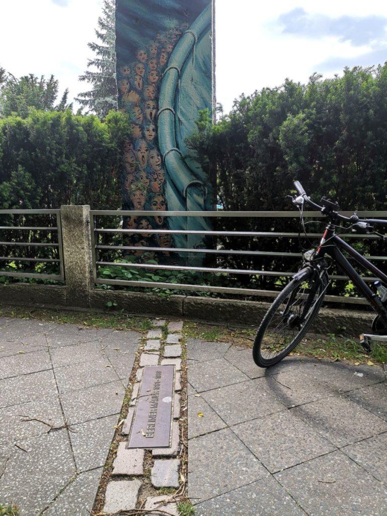Berlin entdecken Mauerradweg