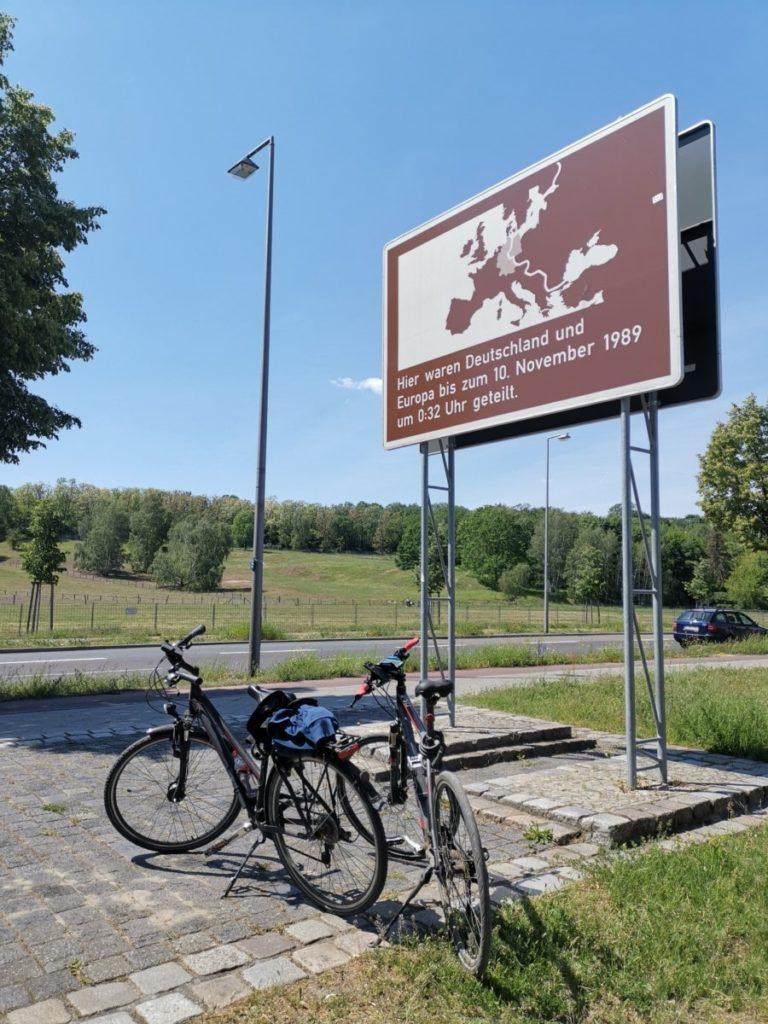 Berlin entdecken Radtour