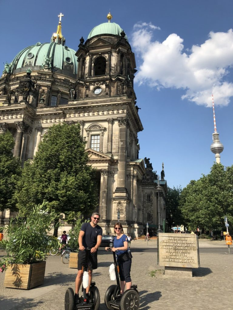 Berlin Erlebnisse Segway