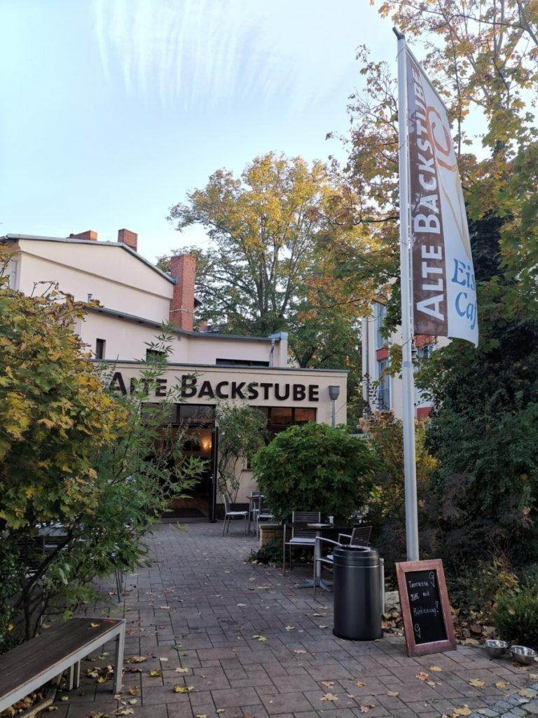 Berlin für Entdecker Alte Backstube