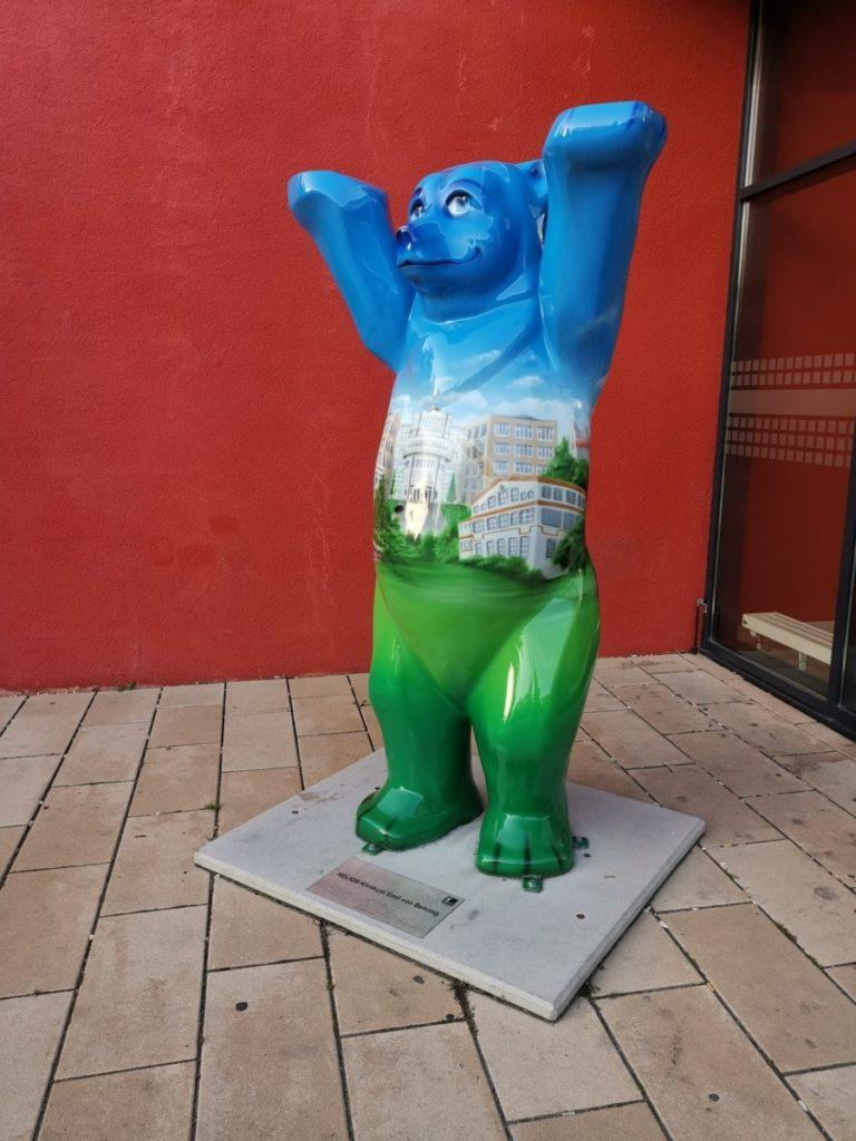 Berlin für Entdecker Buddy Bear