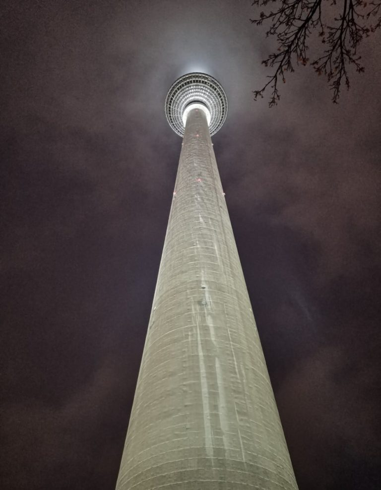 Berlin für Entdecker Fernsehturm