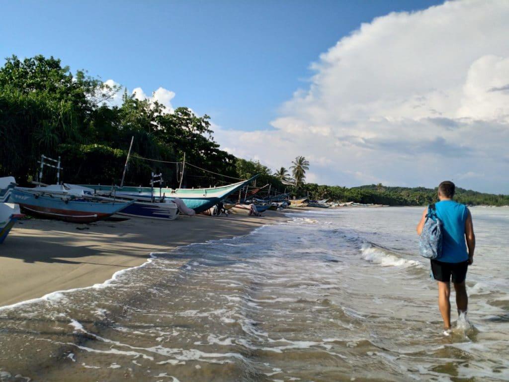 Packliste Backpacker Südostasien Strandwanderung