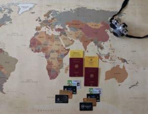 Packliste Backpacker Dokumente Südostasien