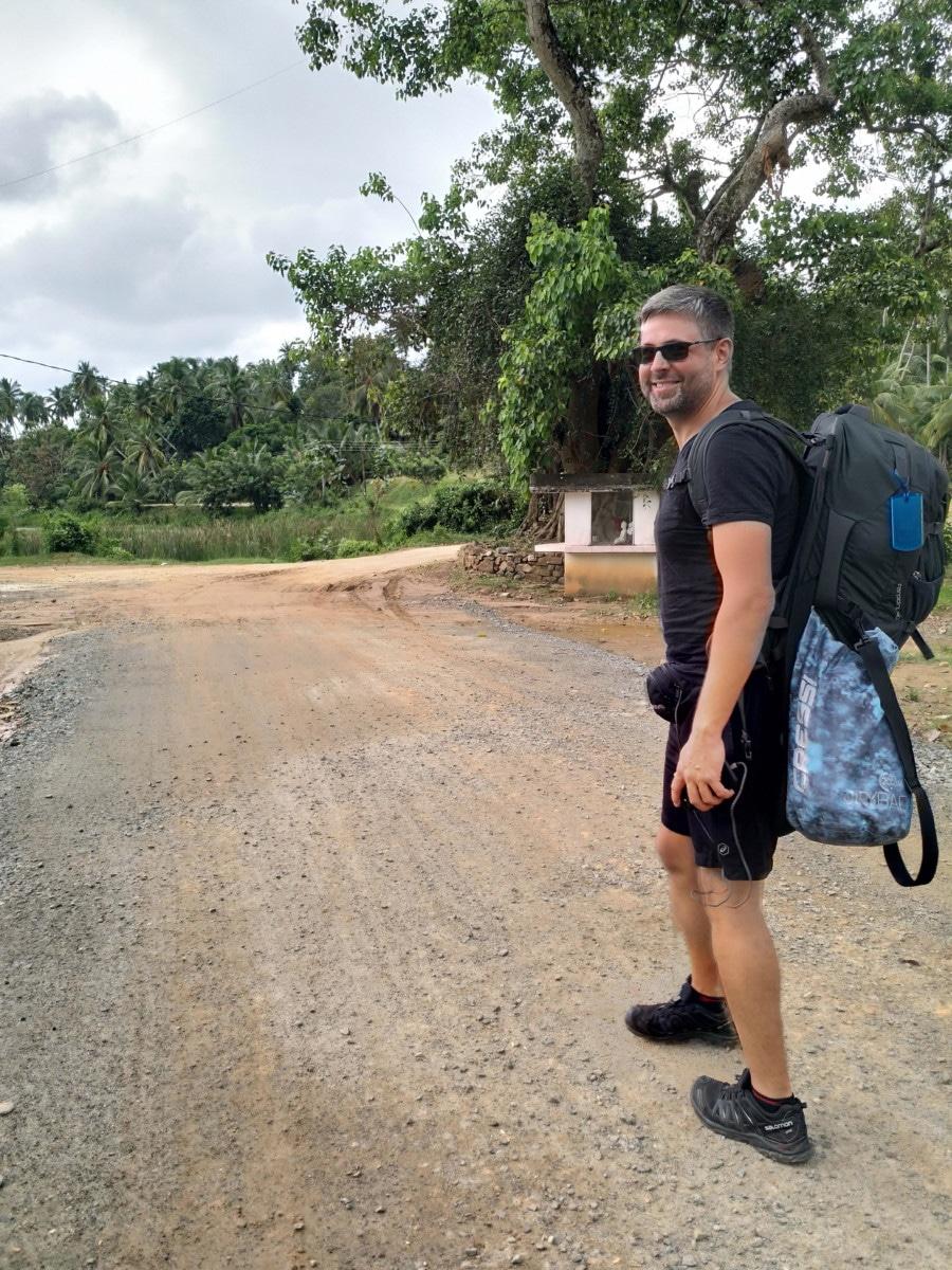 Südostasien Tour mit Backpack