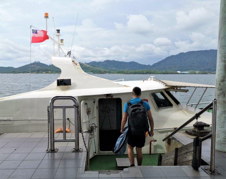 Malaysia Reisetipps Fähre