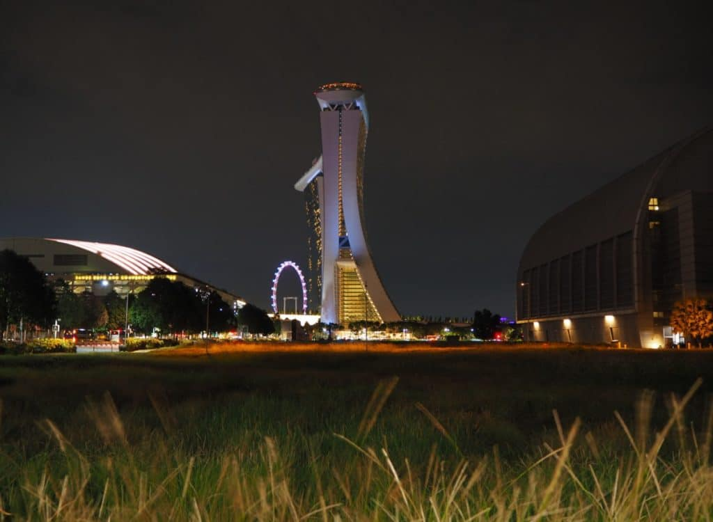Reiseplanung Singapur Marina Bay 1