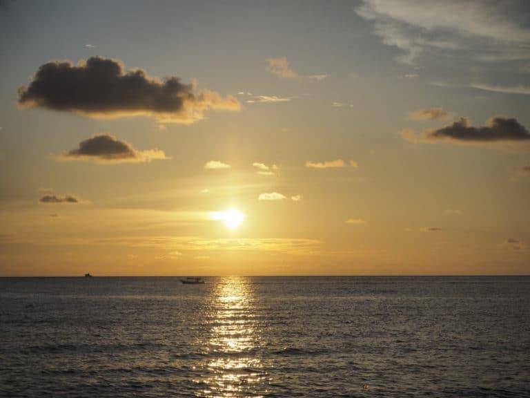 Reisetipps Malaysia Sonnenuntergang