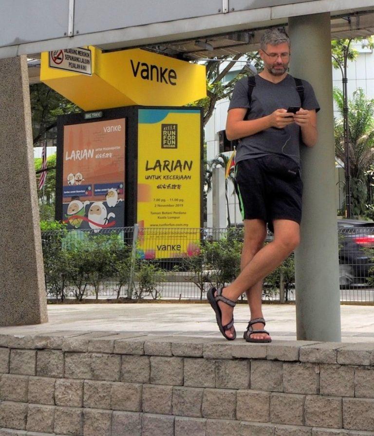 Malaysia Reisetipps Handy Internet