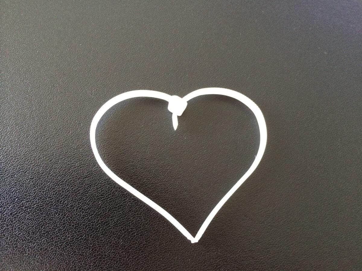 Reiseblog Effekt Herz