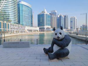 Dubai Essen günstig Panda