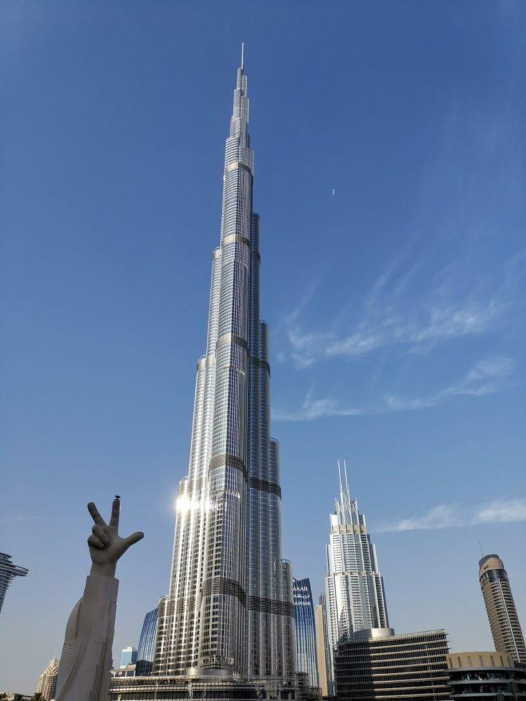 Dubai günstig Ausblick