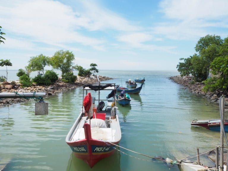 Reisebericht Malaysia Boote
