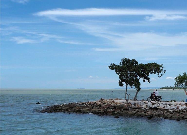 Reisebericht Malaysia Offroad Meer