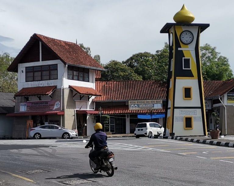 Reisebericht Malaysia Uhr
