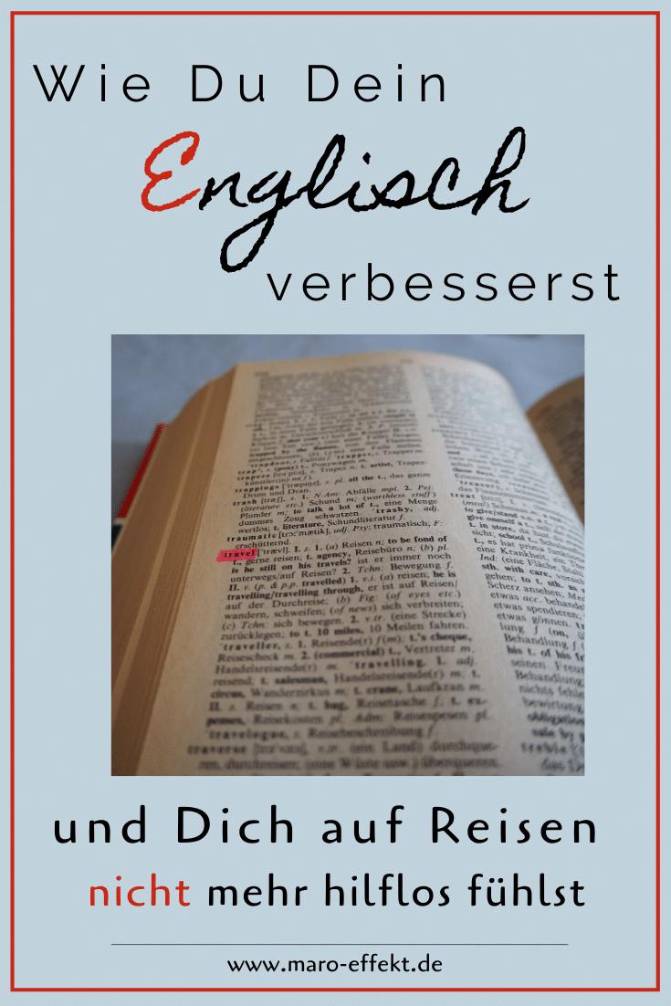 Englisch verbessern Pinterest