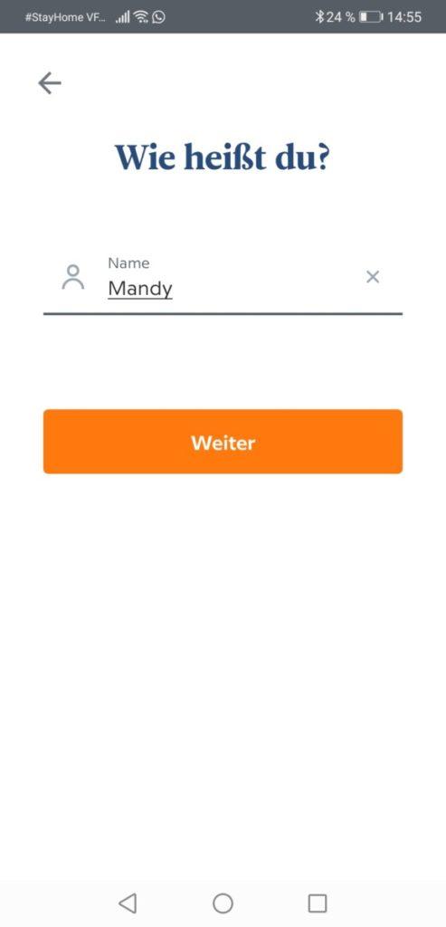 Englisch verbessern Babbel App 1