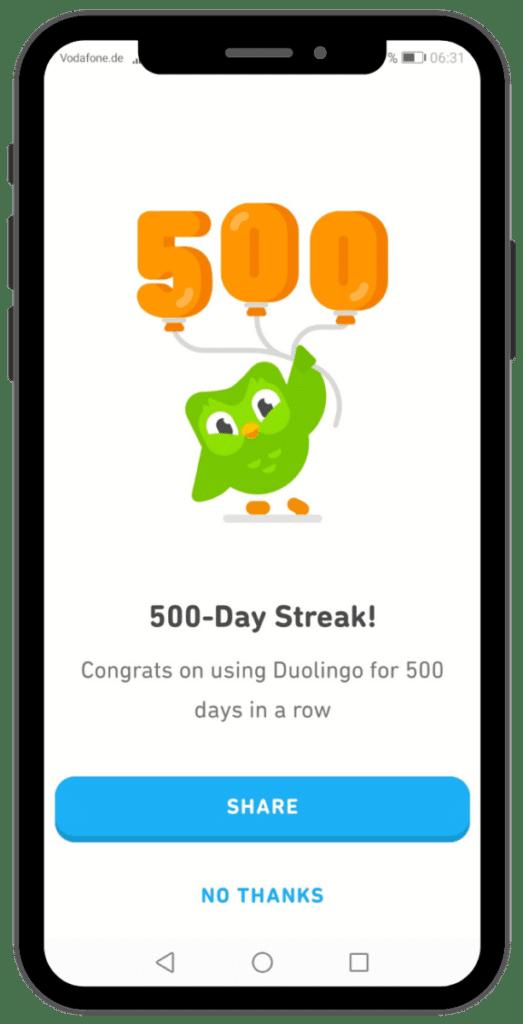 Englisch verbessern Duolingo