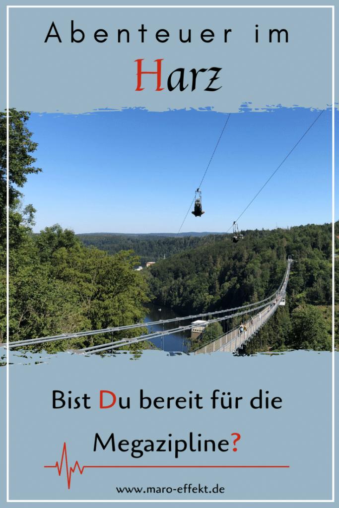 Megazipline Harz Pinterest