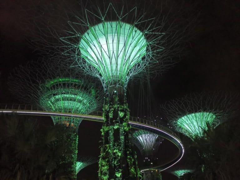 Asien für Einsteiger:Die besten Tipps für 2 Tage Stopover in Singapur