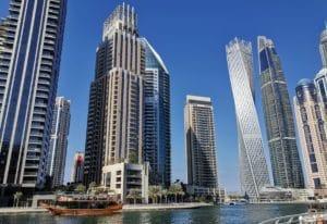 Reiseziel Vereinigte Arabische Emirate Dubai