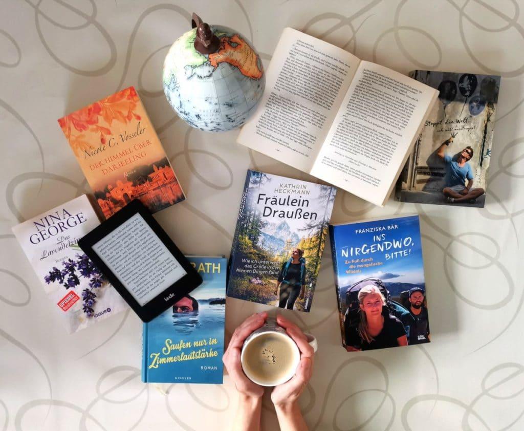 Die besten Reisebücher Auswahl