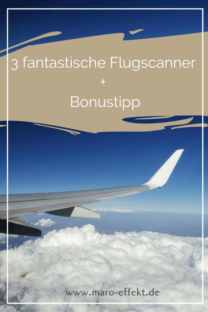 3 fantastische Flugscanner Pinterest