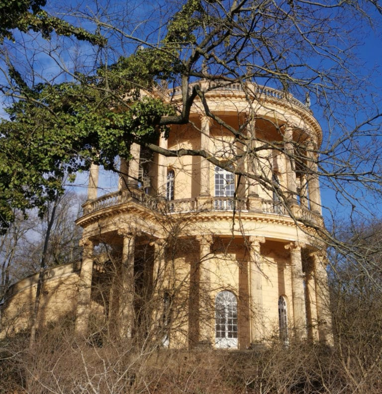 Potsdam entdecken - Belvedere Klausberg