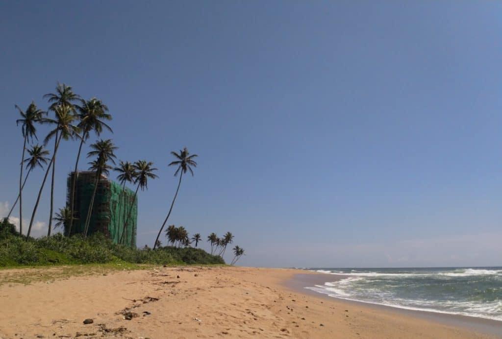 Rundreise Sri Lanka - Haus am Meer
