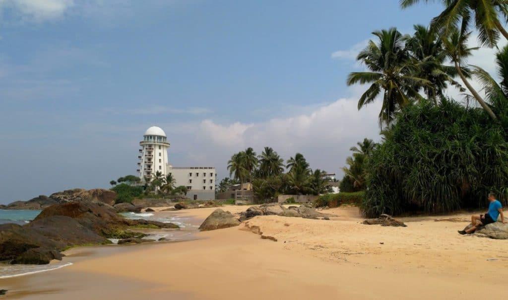 Sri Lanka Backpacking Traumstrand Madampe Beach