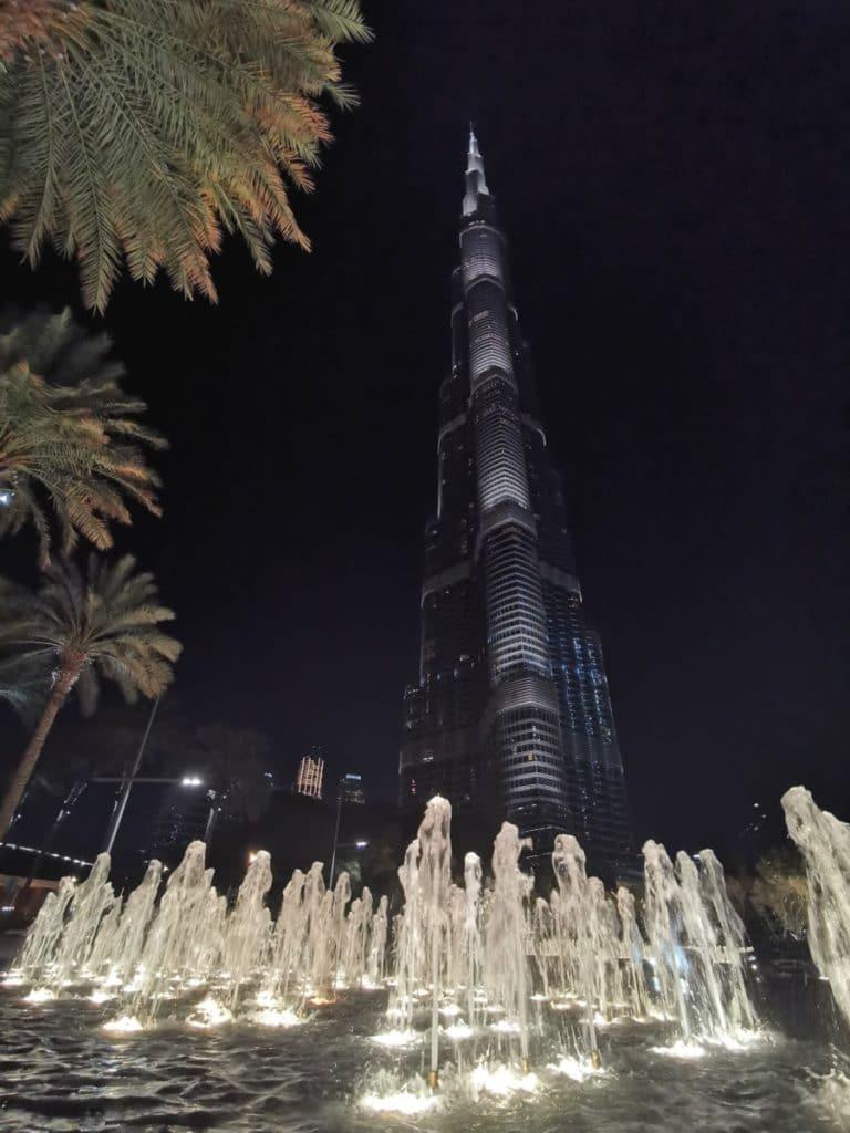 Reise nach Dubai Burj Khalifa