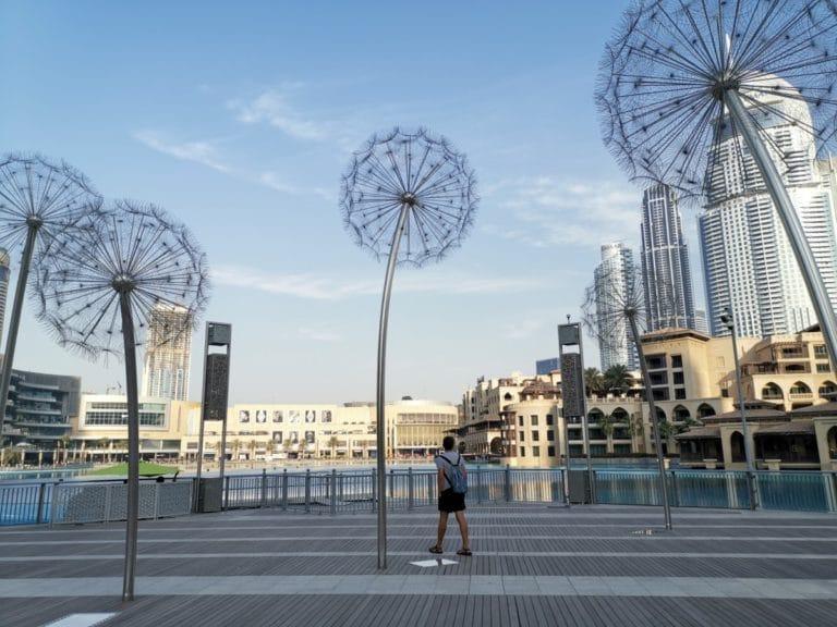 Reise nach Dubai Beitragsbild Reisebericht