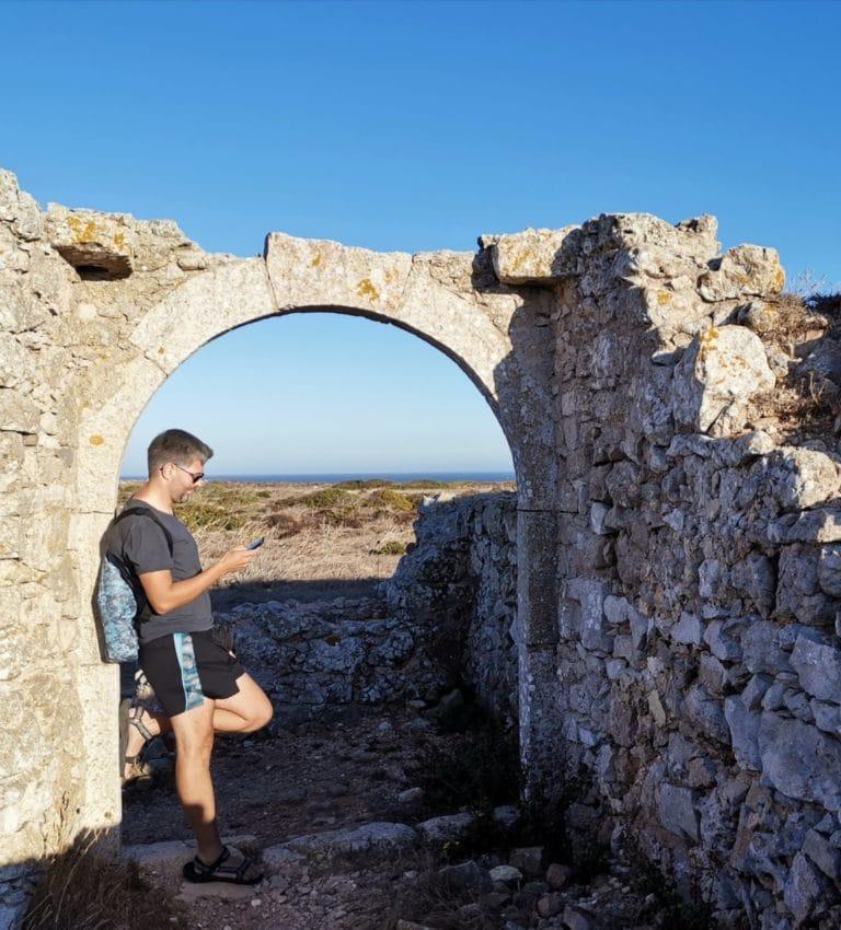 Handy im Ausland Algarve