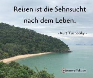 Reisezitate Kurt Tucholsky Sehnsucht