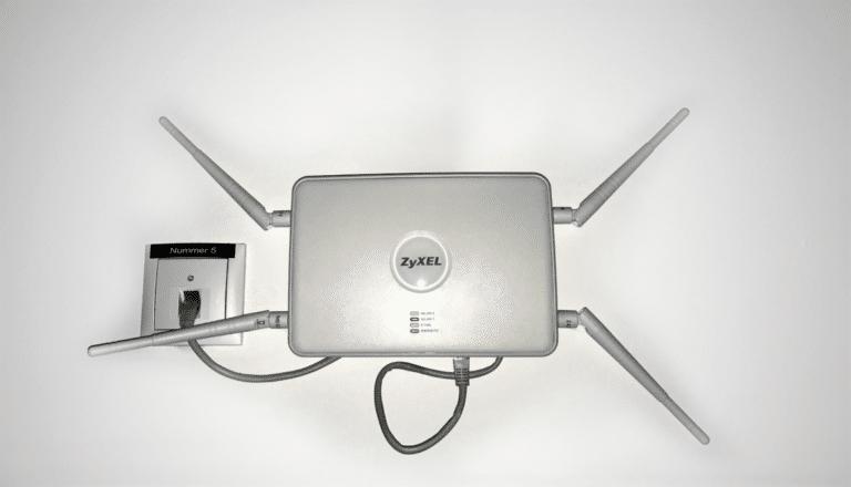 WLAN im Ausland Router
