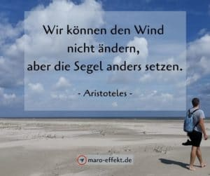 Zitat Reise Aristoteles Wind