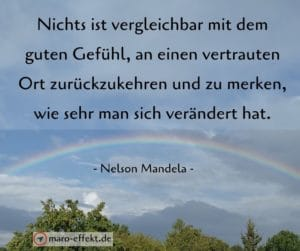 Zitat Reise Nelson Mandela Gefühl